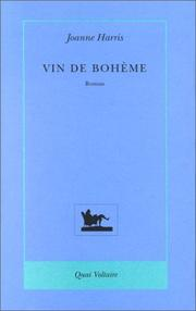 Cover of: Le Vin de Bohème