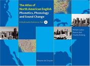 Cover of: Atlas of North American English