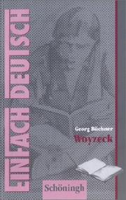 Cover of: Woyzeck. Mit Materialien