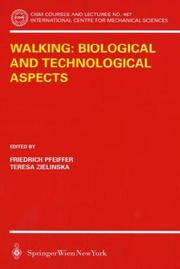 Cover of: Walking