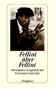 Cover of: Fellini über Fellini