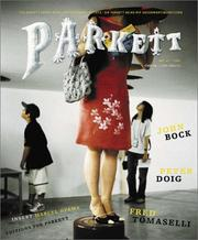 Cover of: Parkett #67