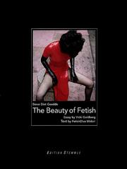 Cover of: The Beauty of Fetish