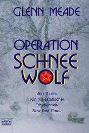 Cover of: Operation Schneewolf.