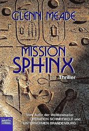 Cover of: Mission Sphinx.