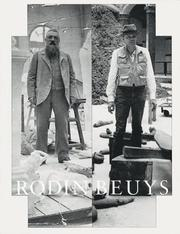 Cover of: Rodin Beuys
