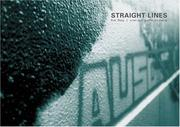 Cover of: Straight Lines