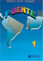 Cover of: Puente, Tl.1, Lehrbuch
