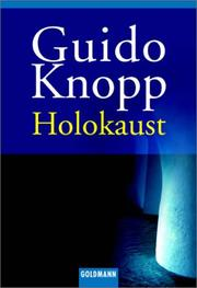 Cover of: Holokaust ( Holocaust)