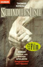 Cover of: Schindler's Liste