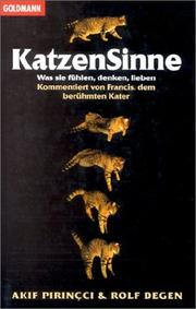 Cover of: KatzenSinne.