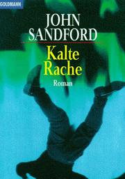 Cover of: Kalte Rache.