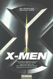 Cover of: X- Men.