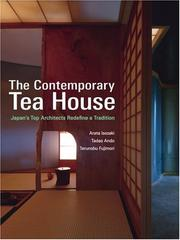 Cover of: The Contemporary Tea House