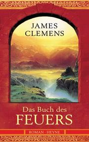 Cover of: Das Buch des Feuers.