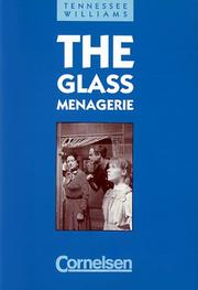 Cover of: The Glass Menagerie. (Lernmaterialien)