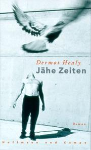 Cover of: Jähe Zeiten.
