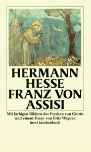 Cover of: Franz von Assisi