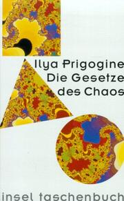 Cover of: Die Gesetze des Chaos.