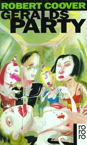 Cover of: Geralds Party. Roman.