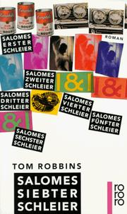 Cover of: Salomes siebter Schleier