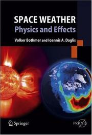 Cover of: Space Weather (Springer Praxis Books / Environmental Sciences)