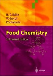 Cover of: Food Chemistry, Third Edition