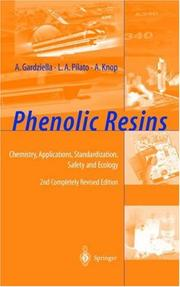 Cover of: Phenolic Resins