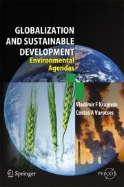 Cover of: Globalization and sustainable development