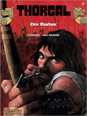 Cover of: Der Barbar (Thorgal #27)