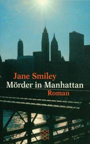 Cover of: Mörder in Manhattan.