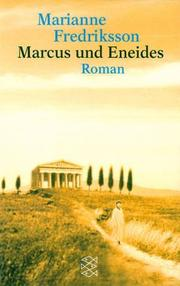 Cover of: Marcus und Eneides.