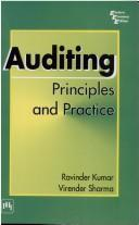 Cover of: Auditing