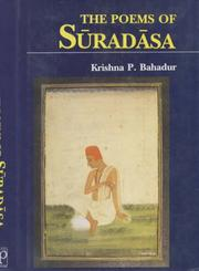 Cover of: Poems of Suradasa
