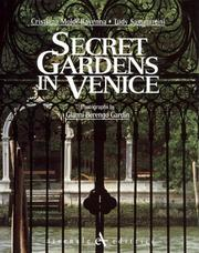 Cover of: Secret Gardens Of Venice