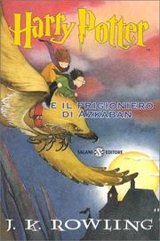 Cover of: Harry Potter E il Prigioniero D'Azkaban