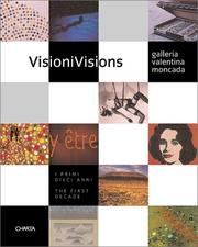 Cover of: Visions: Galleria Valentina Moncada
