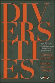 Cover of: Diversities