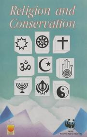 Cover of: Religion and Conservation