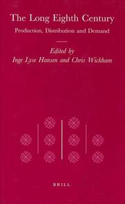 Cover of: The Long Eighth Century (Transformation of the Roman World)
