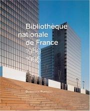 Cover of: Bibliothèque nationale de France 1989-1995