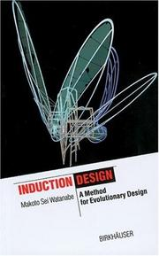 Cover of: Induction Design