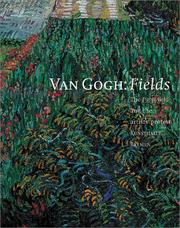 Cover of: Van Gogh: Fields: The Poppyfield and the Artist's Protest