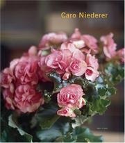 Cover of: Caro Niederer