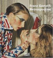 Cover of: Franz Gertsch