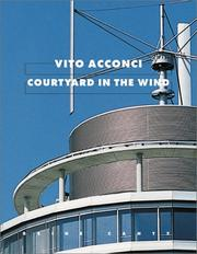 Cover of: Vito Acconci