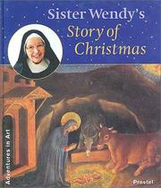 Cover of: Sister Wendy's Story of Christmas (Adventures in Art)