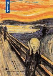 Cover of: Munch (Prestel Postcard Books)