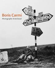 Cover of: Boris Carmi: Photographs from Israel