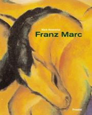Cover of: Franz Marc
